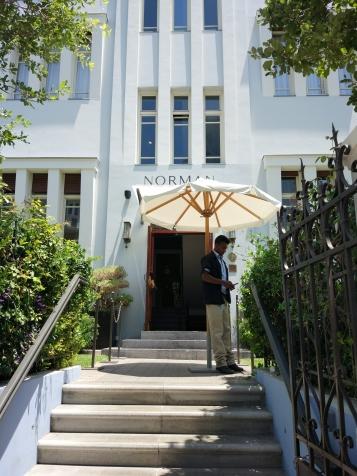 norman hotel tel aviv israel