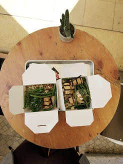 vegetarian food in tel aviv