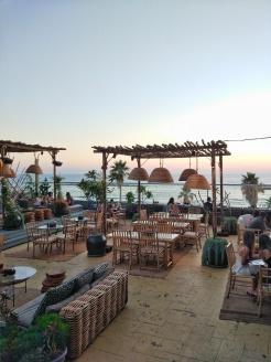 beach bar tel aviv