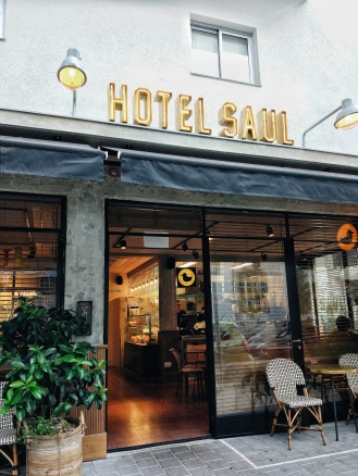 hotel saul tel aviv